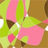 background retro swirl vector Στοκ εικόνα με δικαίωμα ελεύθερης χρήσης