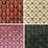 Background retro wallpaper vintage soiled Stock Image