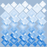 Background of rhombuses Royalty Free Stock Photos