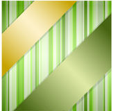 Background with ribbons. Stock Image