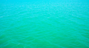 Background of rippled pattern of the sea Royalty Free Stock Photos
