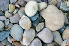 Background River Rocks Stock Photo
