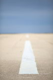 Background - the road to infinity Stock Photography
