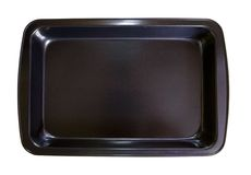 Background roasting pan Stock Photo