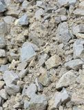 Background of Rock. Stock Images