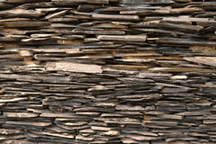 Background of rock layers Stock Photography