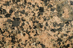 Background - rock red granite Royalty Free Stock Photo