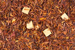Background of Rooibos tea Stock Photography