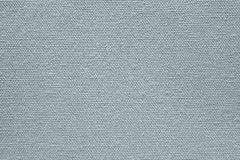 Background from a rough canvas of silvery color Royalty Free Stock Photo