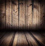 Background of rough wooden planks Stock Image