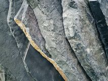 Background of Row of Decorative Rocks. Full Frame Background of Row of Decorative Rocks stock photos
