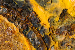 Background of rust Royalty Free Stock Photography