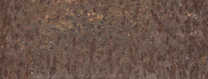 Background Rusted Brown Metal Sheet Royalty Free Stock Images