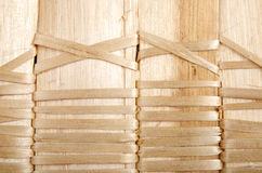 Background of rustic interlaced Royalty Free Stock Image