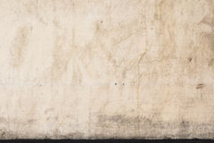 Background: Rusty, Facade, cracked wall texture Royalty Free Stock Photo