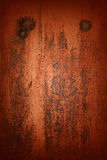 Background with rusty metal surface Royalty Free Stock Photography