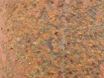 Background of rusty metal. royalty free stock image