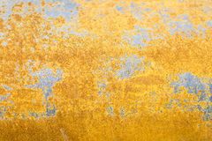 Background of Rusty Sheet Metal Stock Image