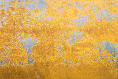 Background of Rusty Sheet Metal Stock Photography