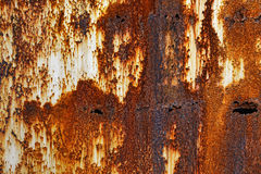 Background rusty Stock Photography
