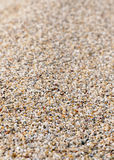 Background From Sand.Close Up. Royalty Free Stock Photography