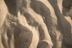 Background of the sand Royalty Free Stock Image