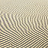 Background of sand ripples at the beach Stock Image