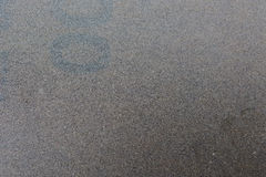 Background sandpaper Stock Images