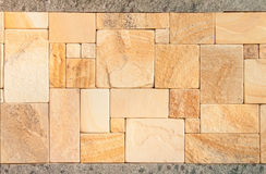 Background From Sandstone and Marble Royalty Free Stock Photography