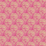 Background for scrapbooking. Vector seamless background for scrapbooking Royalty Free Illustration