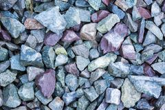 Background with scree. Abstract natural background with scree stones Stock Photos