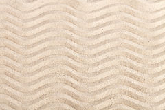 Background of sea sand. Summer rest. Royalty Free Stock Photos