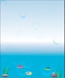 Background sea Stock Photo