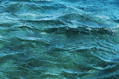 Background of a sea surface Stock Photography