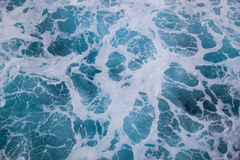 Background sea waves Royalty Free Stock Photos