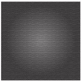 Background with seamless circle perforated Royalty Free Stock Image