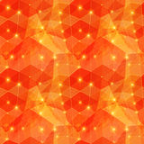 Background. Seamless geometrical background. The illustration contains transparency and effects. EPS10 Royalty Free Stock Photography