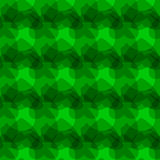 Background of seamless hearts pattern Stock Images