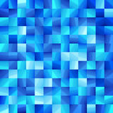Background. Seamless mosaic background.The illustration contains transparency and effects. EPS10 Stock Photo