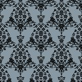 Background with seamless pattern. Stock Photos