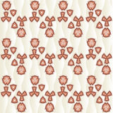 Background, seamless pattern Royalty Free Stock Photography