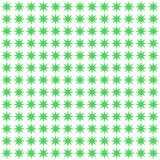 Background seamless pattern with green star Vector. Background seamless pattern with green star Vector Stock Image