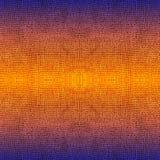 Background seamless pattern hand-knitting Stock Photo