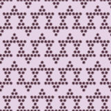 Background seamless pattern with many repeating stylized flowers Royalty Free Stock Image