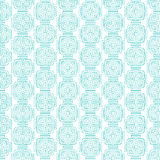 Background with Seamless Pattern. Royalty Free Stock Photography