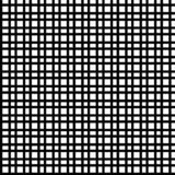 Background of seamless plaid pattern. Vector Illustration. Background of seamless plaid pattern. Horizontal and vertical black bands. Checked, square, plaid stock illustration