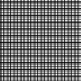 Background of seamless plaid pattern. Vector Illustration. Background of seamless plaid pattern. Horizontal and vertical black bands. Checked, square, plaid vector illustration