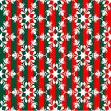 Background_seamless_snowflake Royalty Free Stock Image