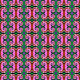 Background Seamless Tie Dye Pattern Stock Images