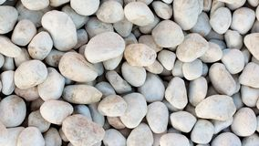 Background of Seashore Pebble Royalty Free Stock Photography